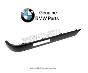 For BMW Right Rear Bumper Trim E30 325i 325ic 325is 318is 318i 89-93