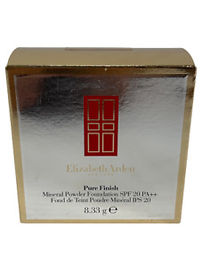 Elizabeth Arden Pure Finish Mineral Powder Foundation 8.33 g (01 Pure Finish)