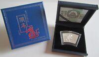 China 10 Yuan 2016 Lunar Affe Fächer 1 Oz Silber