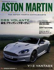 [BOOK] Aston Martin DBS DB9 Volante V8 V12 Vantage One-77 Rapide DB5 007 Bond