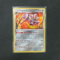 Solgaleo 142/236 HOLO RARE Cosmic Eclipse Pokemon TCG Card