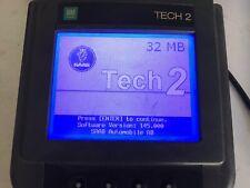 TECH2 CARD EXPLORER + TECH 2 FIRMWARE GM SAAB v148 cars till 2011 !