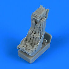 QuickBoost 1/72 BAC Lightning Ejection Seat with Safety Belts for Trumpeter kit