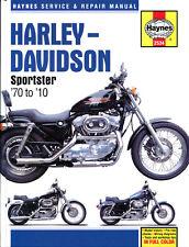Reparaturhandbuch / -anleitung Harley-Davidson Sportster 1970 - 2010