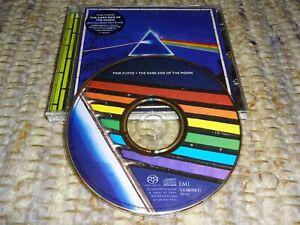 PINK FLOYD THE DARK SIDE OF THE MOON - Hybrid SACD / CD 5.1 Surround 30th. Anni.
