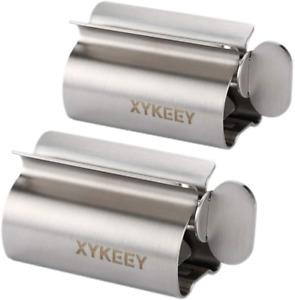 exprimidor de pasta dental tubo dientes y cremas Hecho metal acero inoxidable 2p