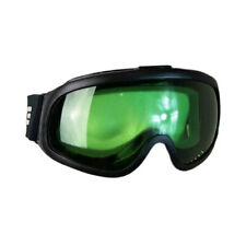 Salice Senior ll Ski Snowboard Goggles Anti-fog Lens - Black / Green