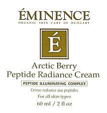 Eminence Arctic Berry Peptide Radiance Cream 2oz(60ml) Fresh New