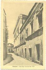 ORISTANO - CASA DEGLI ARBOREA 1943