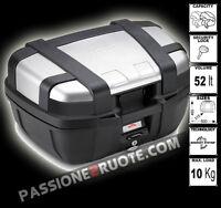 Valigia bauletto moto Suitcase Givi Trekker 52 Bmw F800 R 850 1100 1150 1200 GS