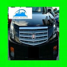 03 04 05 06 07 CADILLAC CTS CHROME TRIM FOR GRILLE GRILL 5YR WRNTY