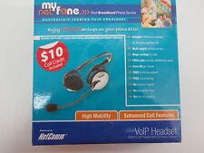 NETCOMM MYNETFONE VMNF25 VOIP HEADSET