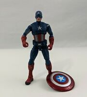 "Marvel Legends Avengers EndGame  6"" Captain America Figure  Wave 5 Loose"