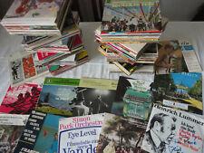 schönes Paket Sammlung 232 x Single Schallplatten * nur Special Interest 50-60er