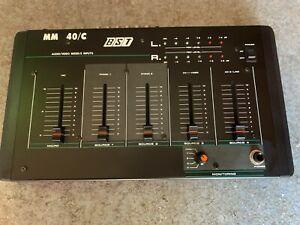 Table de Mixage BST MM 40/C