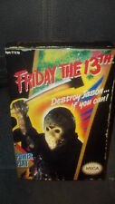 NECA Friday the 13th Jason Vorhees Video Game Figure with Sound, New