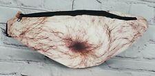 Dad Fanny Pack Bum Bag Fake Hairy Gut Belly Adjustable Belt