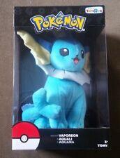 Pokemon 8 In Plush Vaporeon ( Toys R Us Exclusive) RARE HTF!
