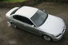 BMW 530d E60 SALOON 6 SPEED MANUAL 89800 MILES SILVER  MAPPED TO 294 BHP 700 NM
