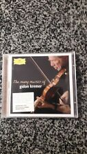 GIDON KREMER – THE MANY MUSIC OF GIDON KREMER - 19 TRACK 2007 CD