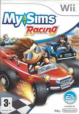 MYSIMS MY SIMS RACING for Nintendo Wii - PAL