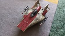 star wars a wing fighter