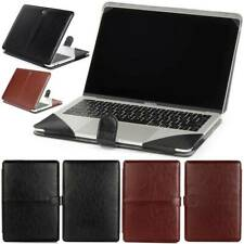 """Leather Laptop Case Cover For MacBook Pro 13 A2289 A1706 A1708 A1989 A2159 13.3"""""""