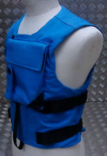 Genuine British Forces United Nations Body Vest UN Blue - All Sizes - NEW