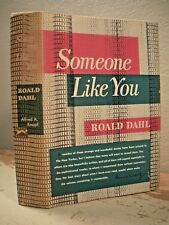 SOMEONE LIKE YOU Roald Dahl 1954 4th Printing of 1st Edition HC/DJ