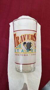 Saratoga Travers Stakes Glass 1995 Rare