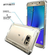 Poetic Affinity Thin/Clear Hard Back Bumper Case Cover for Samsung Galaxy Note 5