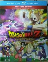 DragonBall Z: Battle of Gods (Blu-ray/DVD, 2014, 3-Disc Set, Uncut/Theatrical)
