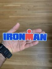 Ironman Sticker 7� Decal Triathlon Running Marathon Swimming Cycling Biking Tri