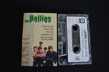 THE HOLLIES ORIGINAL HITS RARE CASSETTE TAPE!