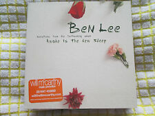 Ben Lee Selections From Awake Is The New SleepNWE008 Promo CD Sampler Mini Album