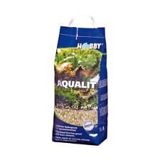 Hobby Aqualit, Bodengrund 12L Nährboden Wurzelwachstum Aquarienkies kalkfrei