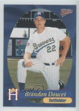 1999 Multi-Ad Sports Helena Brewers Brandon Doucet #15