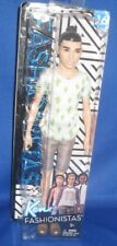 BARBIE COLLECTOR  FASHIONISTAS BARBIE DOLL KEN (16)  , NEW