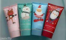 Ulta 4 Holiday Hand Cream Plum Cookie Vanilla Peppermint Stocking Stuffers Last1