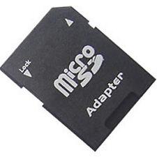 ADATTATORE MICRO SD SDHC A SD card reader Transflash TF memoria scheda Flash new