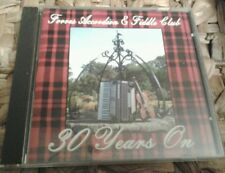 Cd forres accordion and fiddle club 30 years on thirty Scottish folk rare jigs