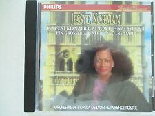Jessye Norman: Das Festkonzert zur Weihnachtszeit, Foster Philips CD full silver