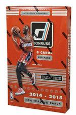 2014-15 Panini Donruss Basketball Hobby Box