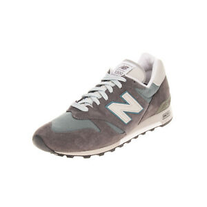 RRP €180 NEW BALANCE 1300 Sneakers 47.5 UK12.5 US13 Contrast Leather Made in USA