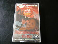 BORN 2WICE..YOU HAVE THE RIGHT 2 REMAIN VIOLENT..HIP HOP RAP TAPE..MINT SEALED