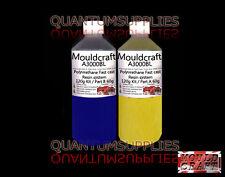 MOULDCRAFT A3000BL 120g BLUE FAST CAST Polyurethane Liquid Plastic casting Resin