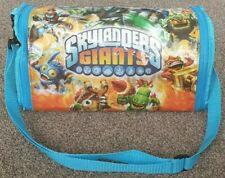 Skylanders Giants Figure Carry Case Organiser Storage Bag