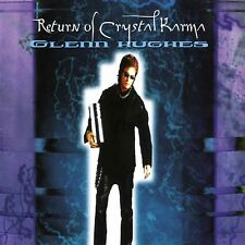 GLENN HUGHES New Sealed 2019 RETURN OF CRYSTAL KARMA 2 VINYL RECORD SET