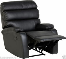 Faux Leather Solid Pattern SC Furniture Ltd Armchairs