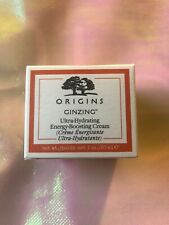 Origins Ginzing Ultra Hydrating Energy Boosting Cream - NEW 30ml  BOXED